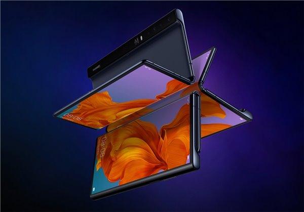 华为Mate X折叠屏手机再度开卖:上线秒光