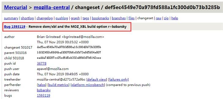 Firefox浏览器UI 已迁移至使用 Web Components 构建工程完成