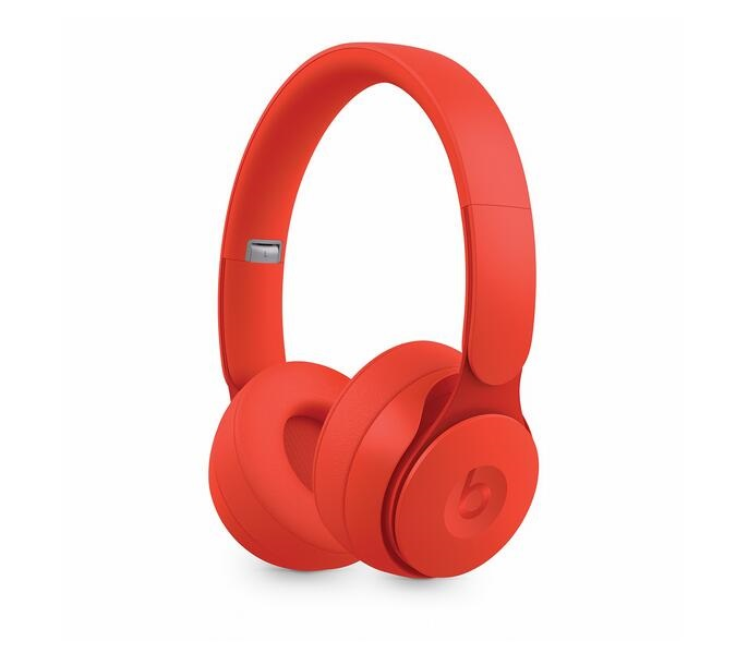 苹果全新Beats Solo Pro头戴耳机上架:折叠开关,续航可达40小时