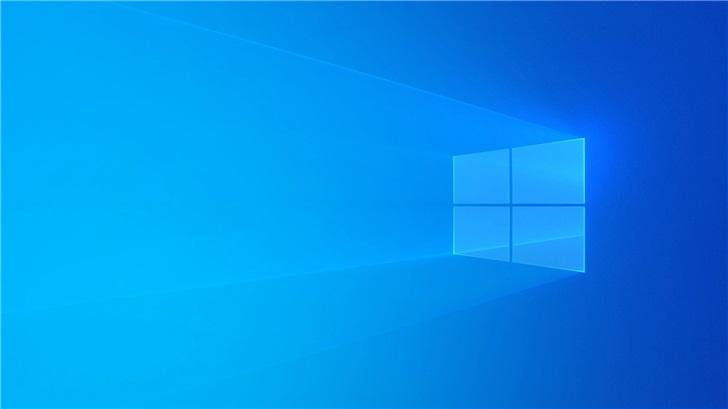 水印没了,微软Windows 10 20H1快速预览版19030推送