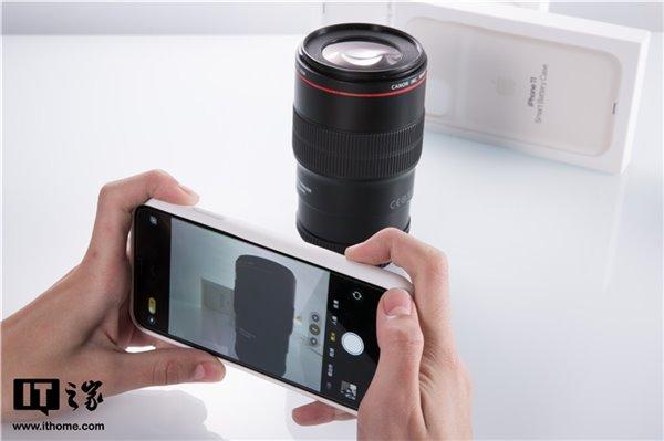 揭秘相机按钮,iFixit对iPhone 11智能电池壳进行X光