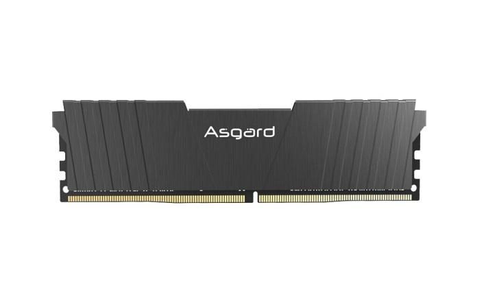 阿斯加特推出32GB版本洛极51℃灰内存条,现有两种频率型号