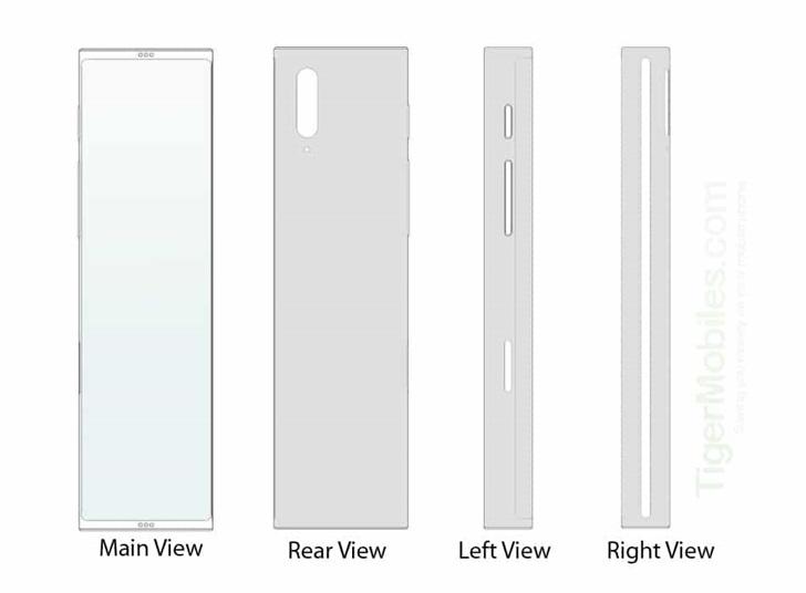 LG手机新设计专利曝光,可伸缩屏幕能当做平板电脑使用