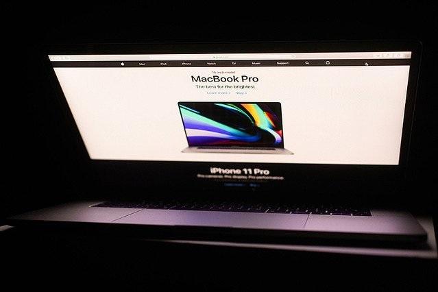 曝苹果2020年Mac*ook Pro首次支持Face ID
