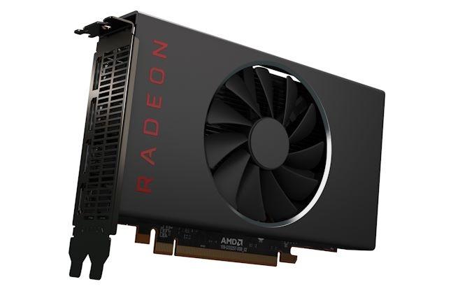 AMD RX 5600XT显卡预计将在CES上正式发布