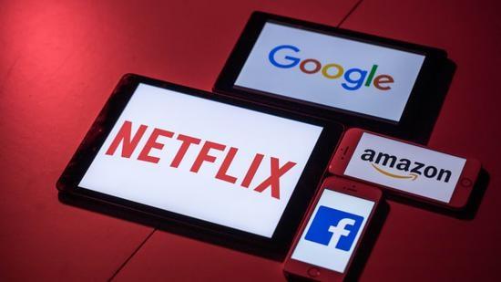 """惊!有研究指出:硅谷六大科技巨头10年""""税收缺口达千亿美元"""