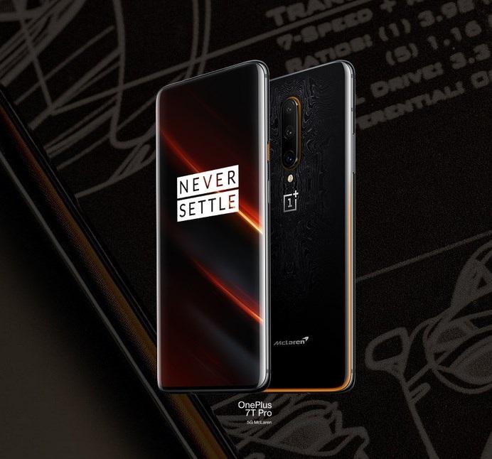 一加7T Pro 5G迈凯伦版开启预售,载高通骁龙855 Plus处理器