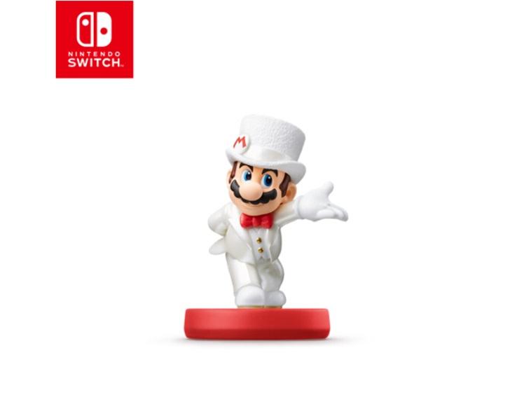 國行Switch amiibo手辦上架:馬力歐/桃花公主/酷霸王 售價均為89元