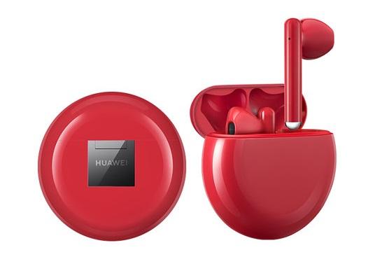 华为FreeBuds 3推送固件更新1.0.0.208:双击耳机挂断电话