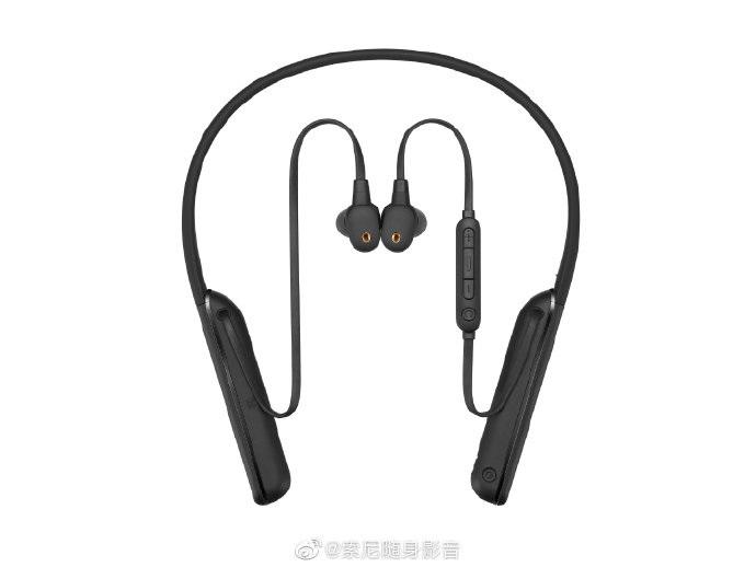 索尼颈挂式降噪耳机二代WI-1000XM2国行版...