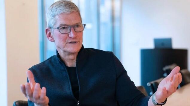 库克谈苹果创新能力:未来还会有进步,智能手