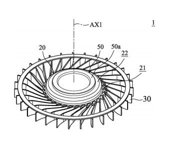 宏碁新专利公开:用于风扇的平衡环可降低运行噪音以及震动