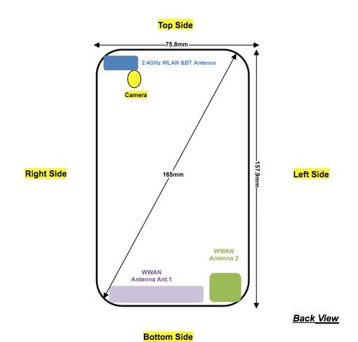 """摩托罗拉型号""""XT2041-1""""通过FCC认证,6.3英寸加15W充电"""