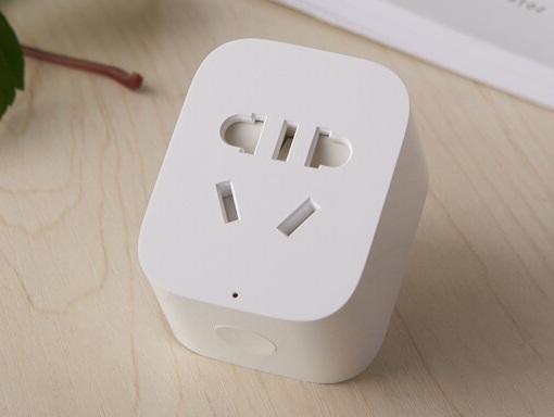 小米米家智能插座蓝牙网关版,可配合小爱实现语音控制家电开关