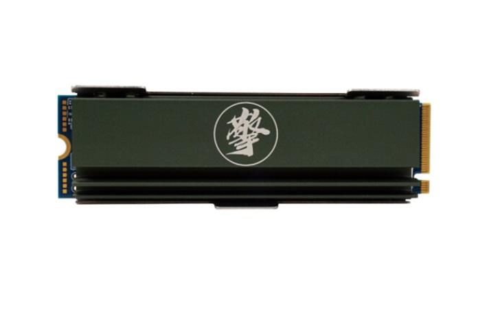 影驰擎系列固态硬盘发布,自带散热马甲多鳍片设计
