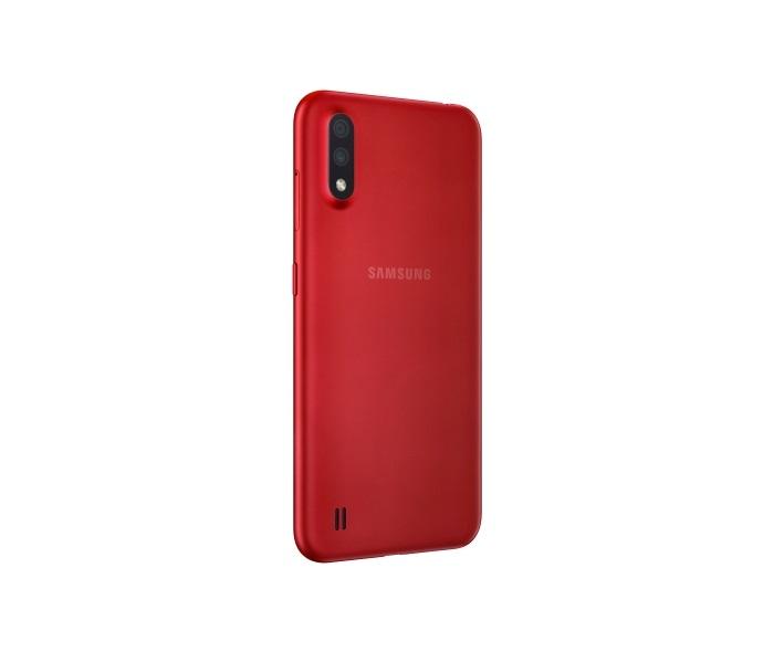 三星Galaxy A01手机详细配置曝光:5.7英寸水滴屏