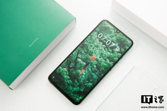 坚果Pro 3手机开启圣诞活动,享分期免息特惠