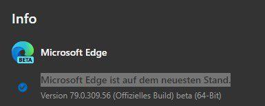 """微软正""""取下""""Chromium版Edge浏览器的Beta标签"""