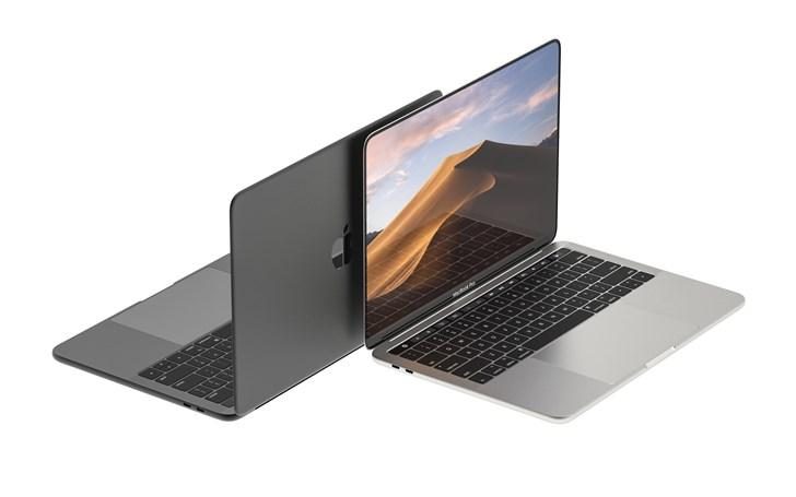 16英寸Macbook Pro渲染图曝光 屏幕超窄边框设计