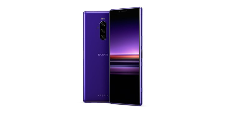 索尼Xperia 1手机发布:6.57英寸带鱼屏,搭载骁龙