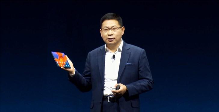 """华为发布5G折叠屏手机,数字生活将迎来""""大""""变"""
