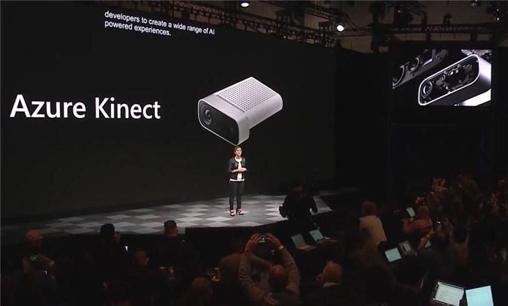 399美元,微软发布Azure Kinect:HoloLens 2同款TOF深度