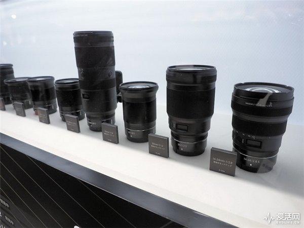 尼康展示全系列Z卡口S-line镜头,Z 14-24 F2.8弃用大灯泡