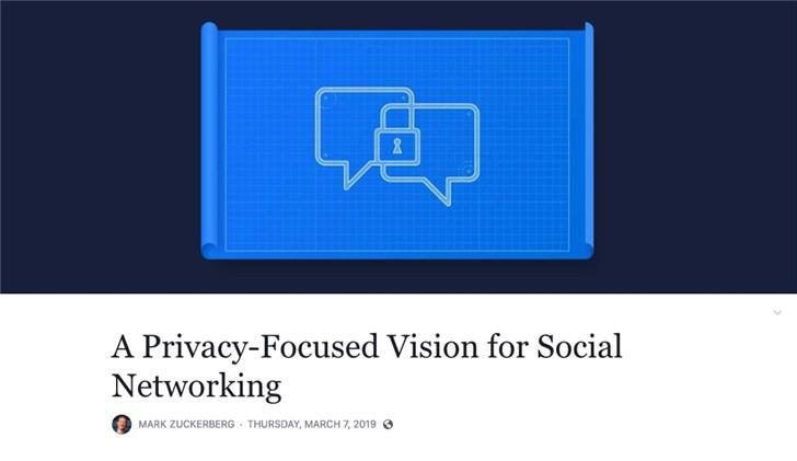 转型学微信,Facebook最大的对手会是苹果