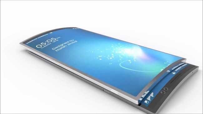 """三星要开发""""完美全面屏""""手机:所有传感器均位于屏幕下方}"""