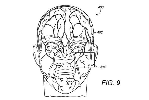 苹果新专利:要用静脉匹配技术,Face ID独一无二