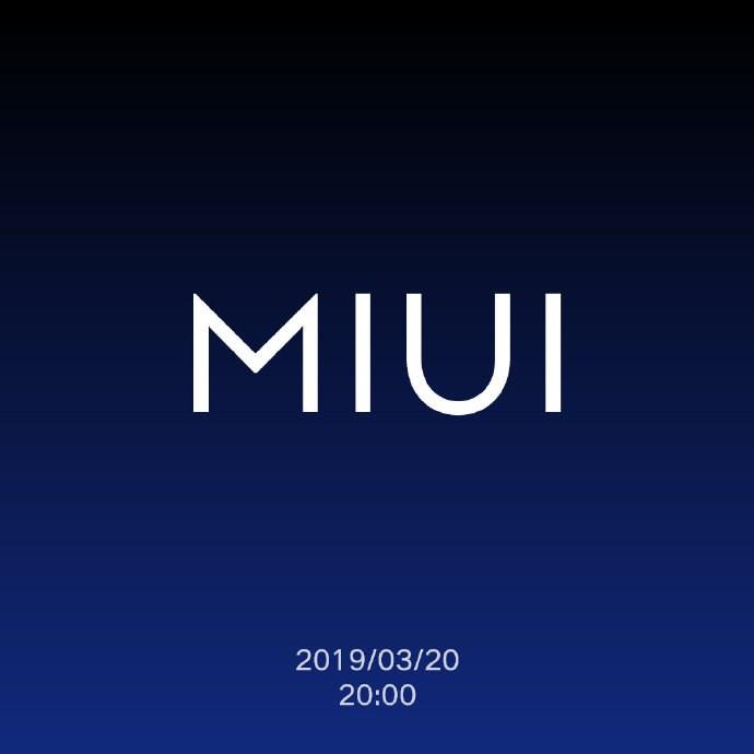 """小米MIUI官方宣布""""今晚8点见"""":MIUI 11正式版要来?}"""