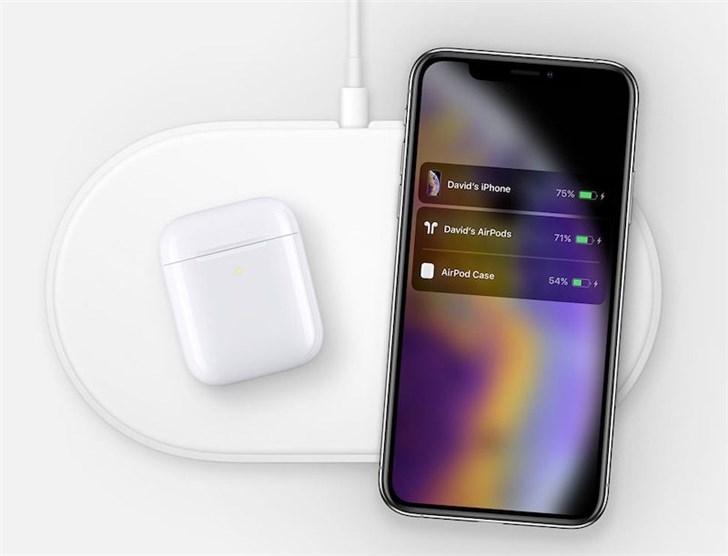 台媒:苹果AirPower将于3月下旬发售}