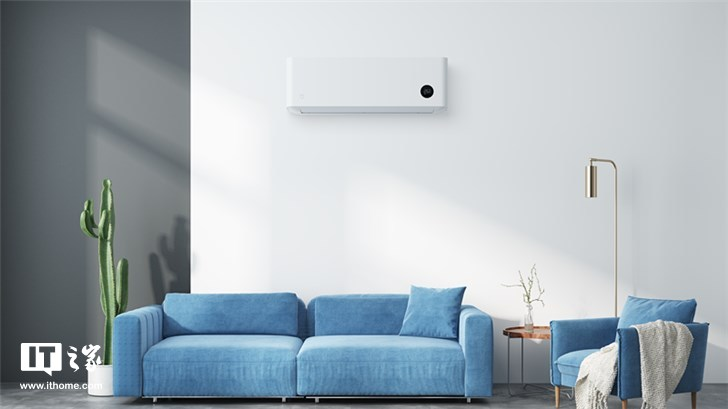 限时直降500元,小米米家互联网空调(一级能效
