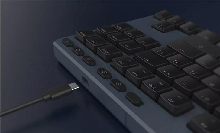 ikbc发布全新TypeMaster X 键盘:超薄设计,短键程CHERRY轴}