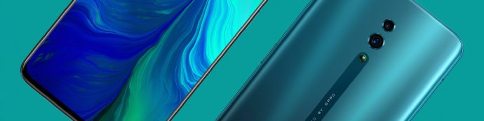 OPPO的上海发布OPPO Reno系列手机:侧旋升降结构、10倍混合光学变焦(2)