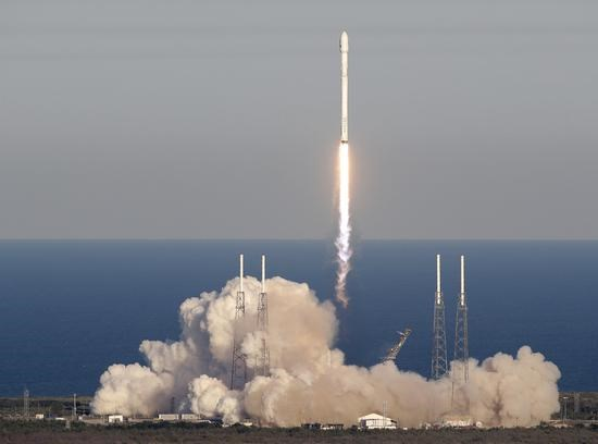 NASA将与SpaceX进行合作,首次尝试偏转小行星