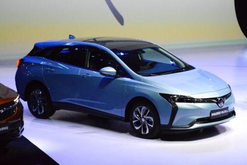 别克首款纯电动汽车Velite 6正式上市,续航301公里