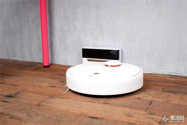 米家扫地机器人1S评测:更智能也更强