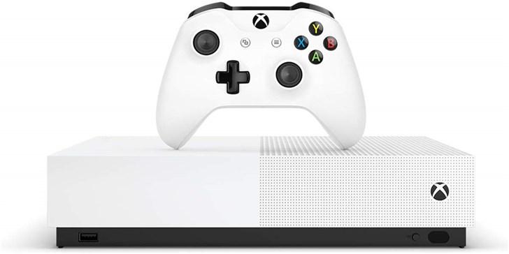 微软无光驱版Xbox One S发布:售价250美元 5月7日开卖