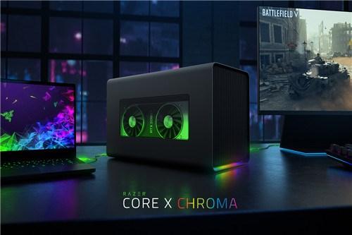 雷蛇发布全新战核X扩展坞:Chroma幻彩灯 提供超1600万色灯光