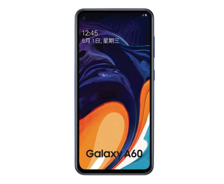 三星Galaxy A60元气版手机上架京东:售价1499元(1)