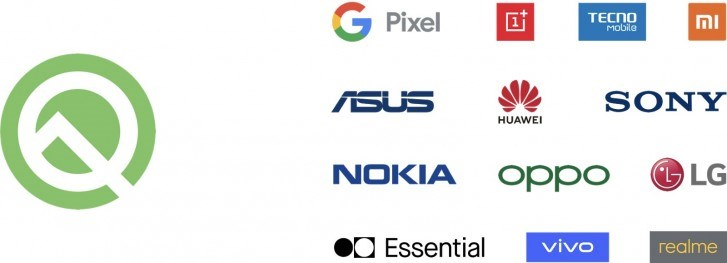 Android 10 Q Beta 3上线:支持13家制造商的不少于21款智能手机