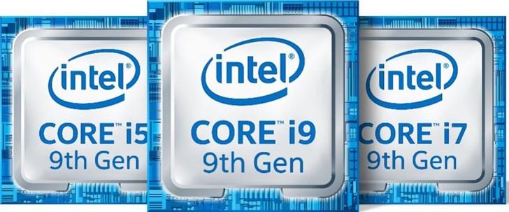 英特尔推出第九代智能英特尔酷睿桌面级处理器第三款