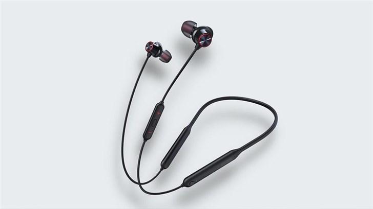 一加子弹无线耳机2发布:佩戴更加舒适,售价99美元