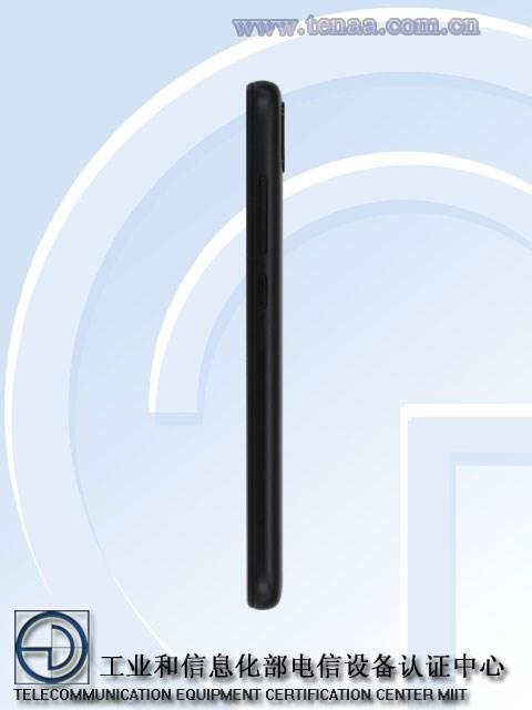 红米Redmi 7A外观曝光:后置单摄,将是红米6A的升级产品(2)
