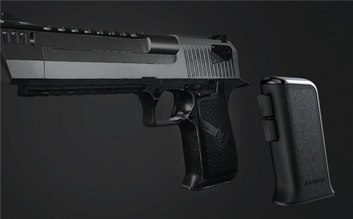 Ragnok枪柄造型鼠标登场,为FPS而生