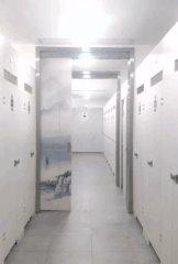 上海铁路杭州站推潮汐厕所:男厕瞬间变女厕