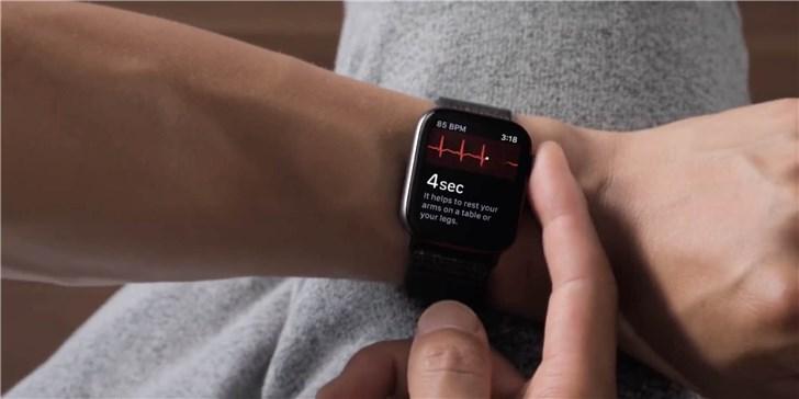 Apple Watch Series 4心电图功能将登陆加拿大 iOS 12.4和watchOS 5.3或将搭载