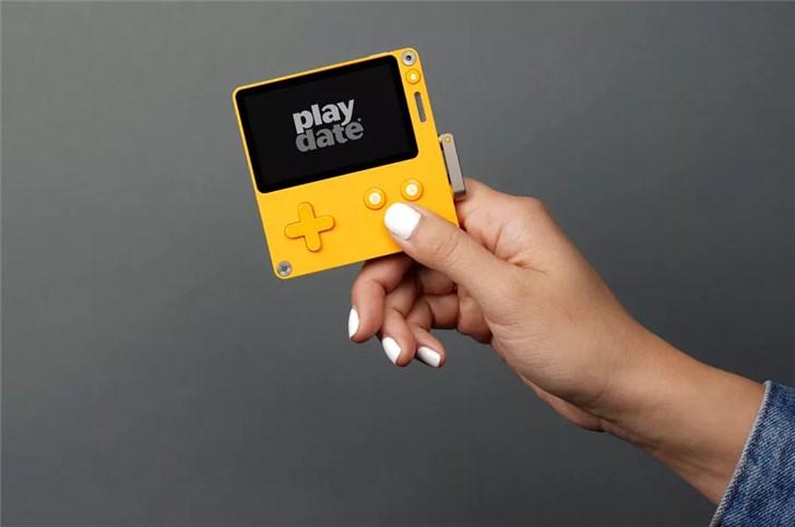 Panic公司发布Playdate手持游戏机