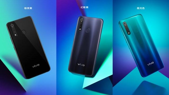 vivo Z5x正式发布:骁龙710+5000mAh,售价1398元起